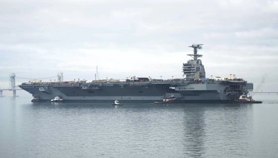CVN-78 to be towed River 500.jpg