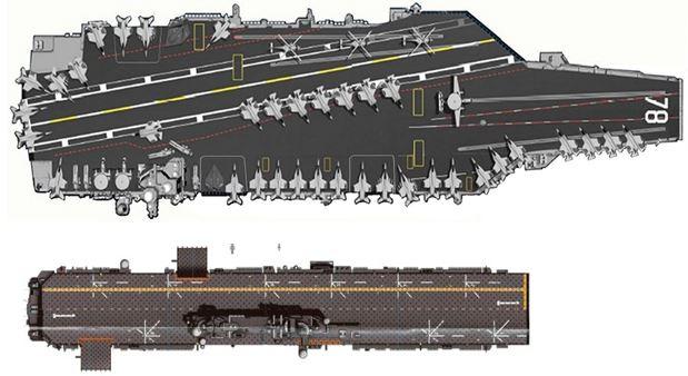 Compare Top CVN-78 vs LHD-1 619.JPG