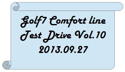 Golf Comfortline test drive 10.JPG