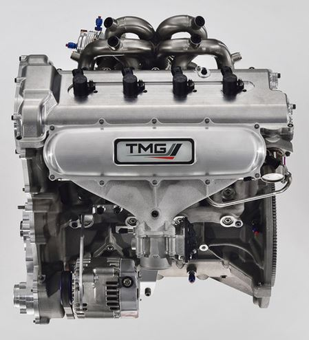Toyota Hybrid System-Racing engine front.jpg