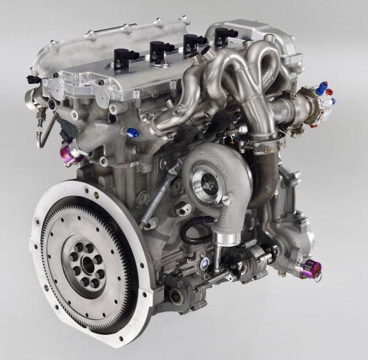 Toyota Hybrid System-Racing engine rear.jpg
