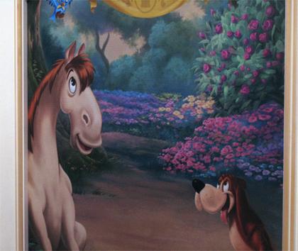 7-03 シンデレラ城 馬と犬.jpg